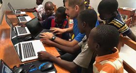 LeapLearner Brings Coding (and much more!) to the Village of Ponka